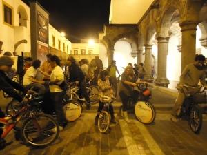 Al Teatro en Bici - Bicinema