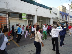 Via Recreativa Dancing